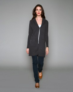 qi cashmere duster 20% off coupon code
