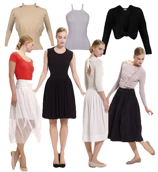 repetto clothing