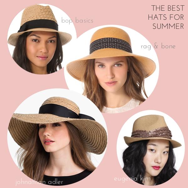 the best summer hats