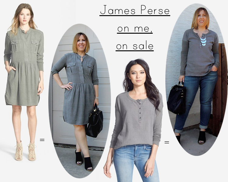 james perse on sale at shopbop
