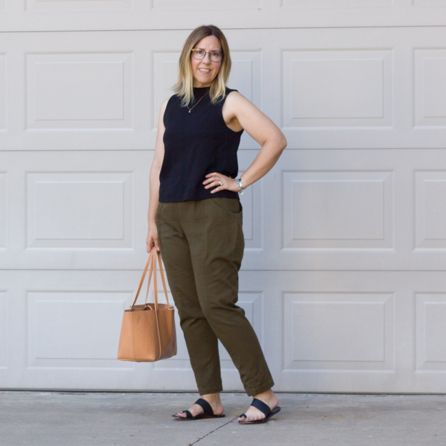 Review | Elizabeth Suzann Clyde Work Pants