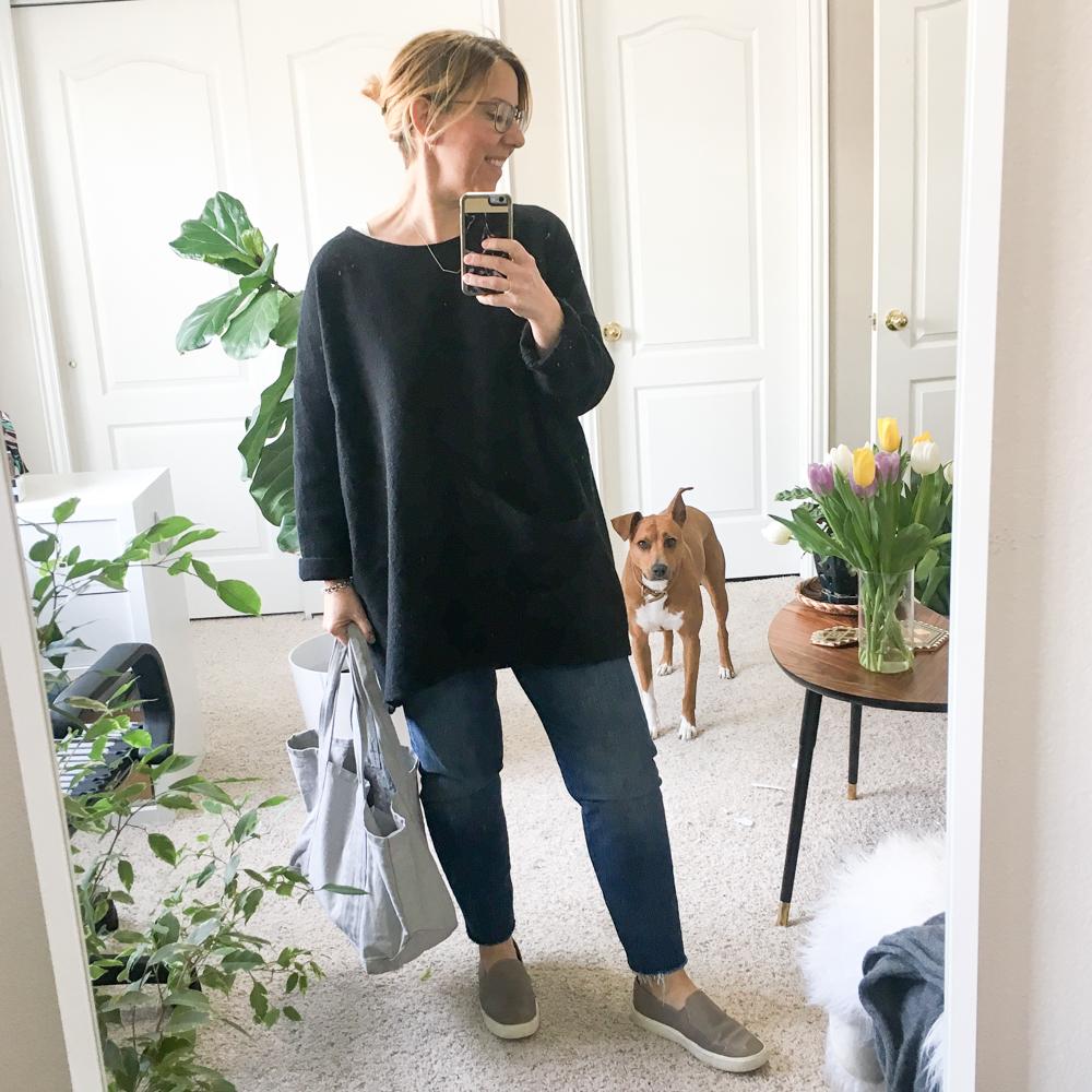 elizabeth suzann wool harper sweater