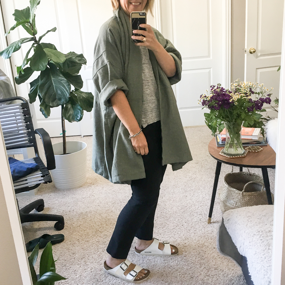 Playing Dress-up at Slowre Part 2 | Flax Linen + More