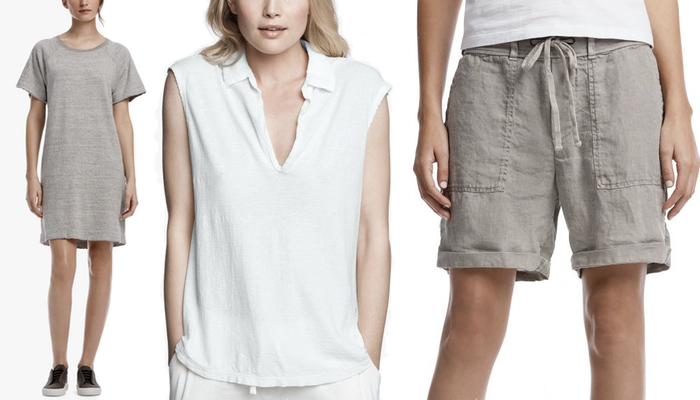 james perse sale free shipping coupon code