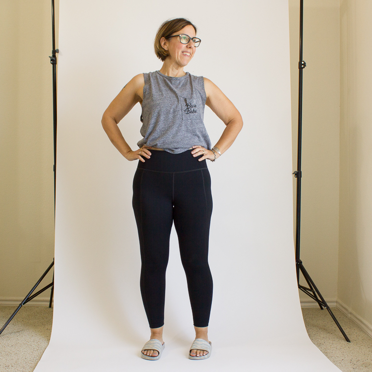 Outfit   Girlfriend Collective Recycled Water Bottle Leggings