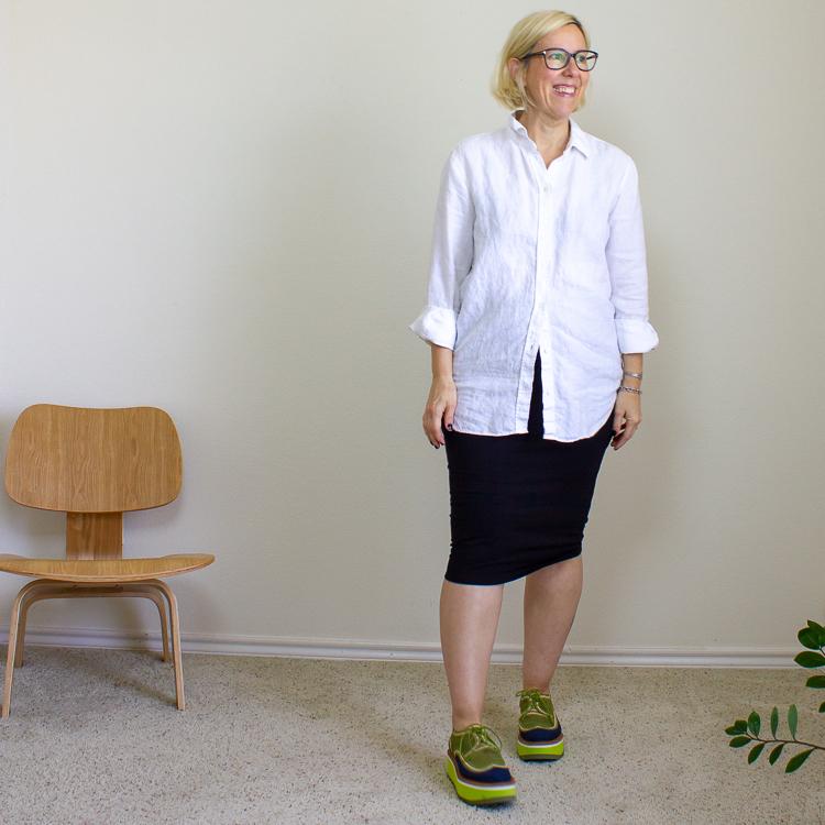 storq maternity pencil skirt