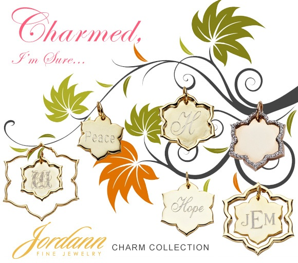 Jordann Jewelry. Charmed, I'm Sure…