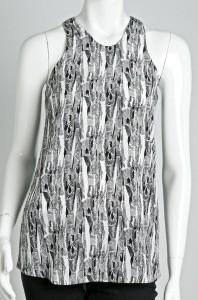 Alexander Wang Silk Tank: $87.50 at Kirna Zabete