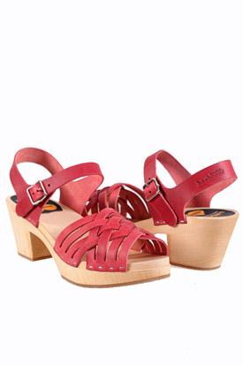 swedish hasbeens sandals on sale $99
