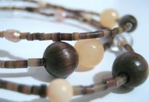 Waipio Valley Heishi Shell Bracelet