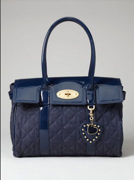 mulberry x target shop at gilt