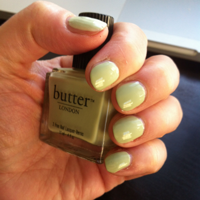butter london nail polish review
